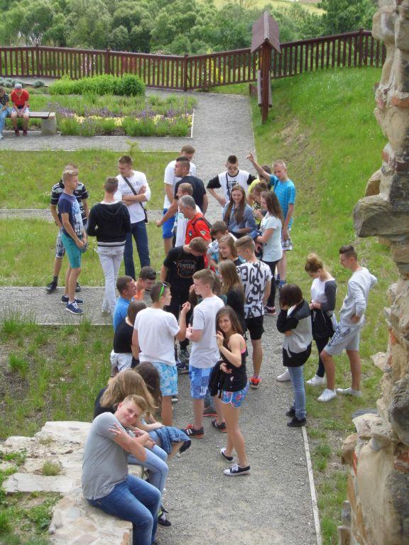 Bieszczady - obóz naukowy 1169