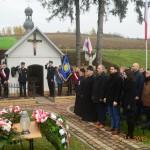 Patriotyczne uroczystości w Sierosławicach i Dolanach