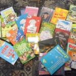 Zapraszamy młodsze dzieci do biblioteki!